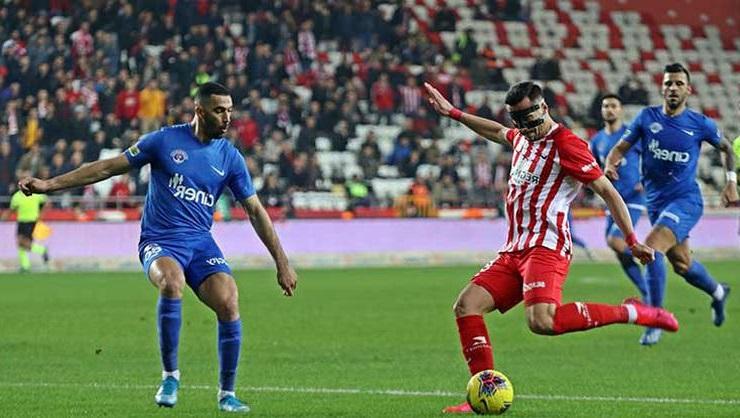Antalyaspor-Kasımpaşa