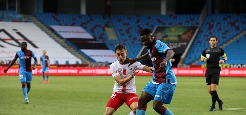 Trabzonspor-Antalyaspor